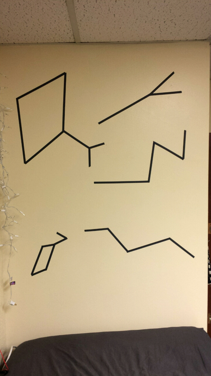 DIY Constellation Wall Art - Living Between the Lines