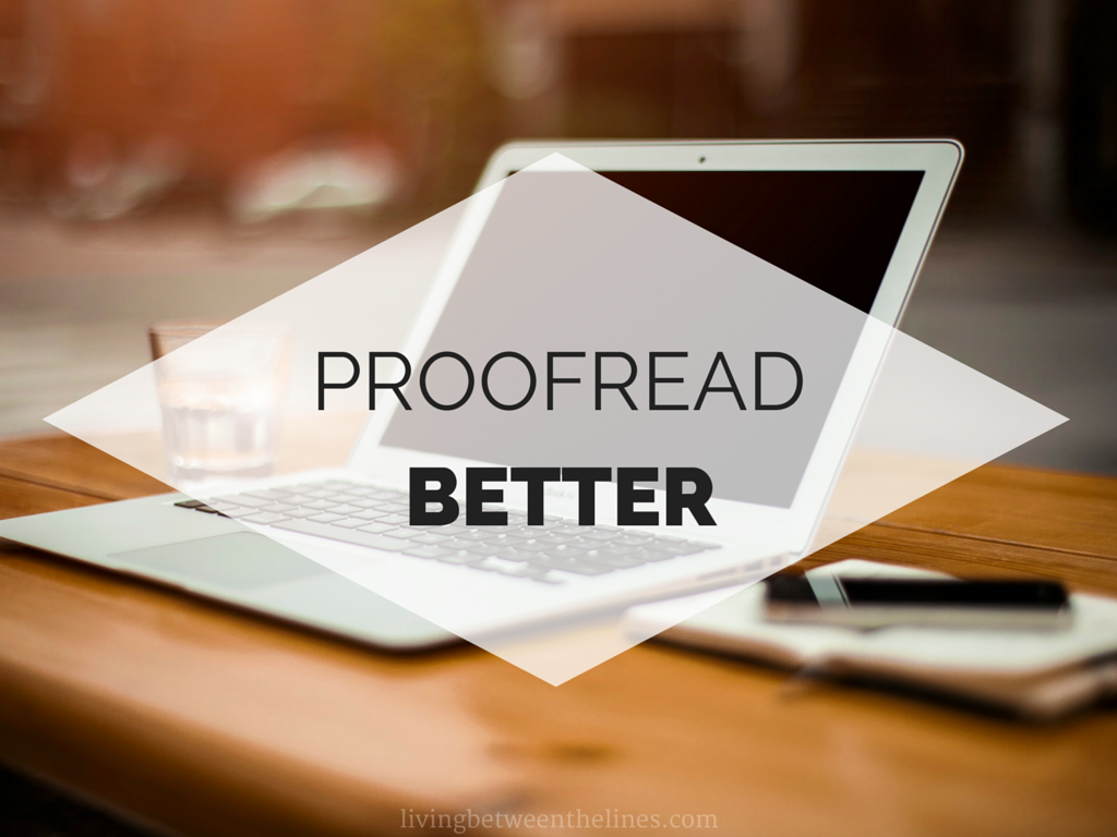 Five simple tricks to help you proofread better, no matter what you're checking.