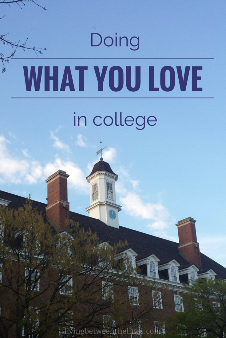 5 simple ways to keep doing the things you love on campus.