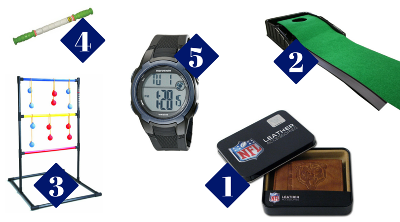 Five sports gifts under $25 to get dad this Father's Day.