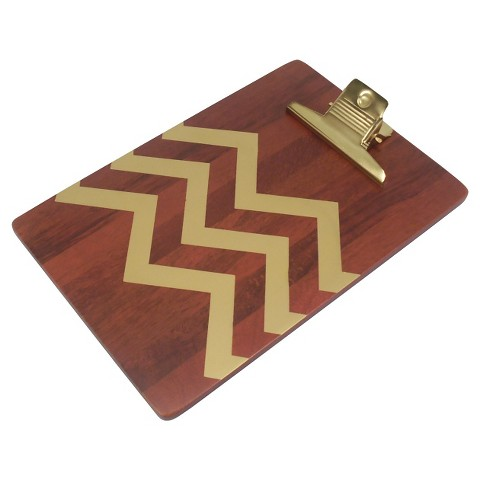Isn't it beautiful? I mean, as clipboards go. / photo from target.com