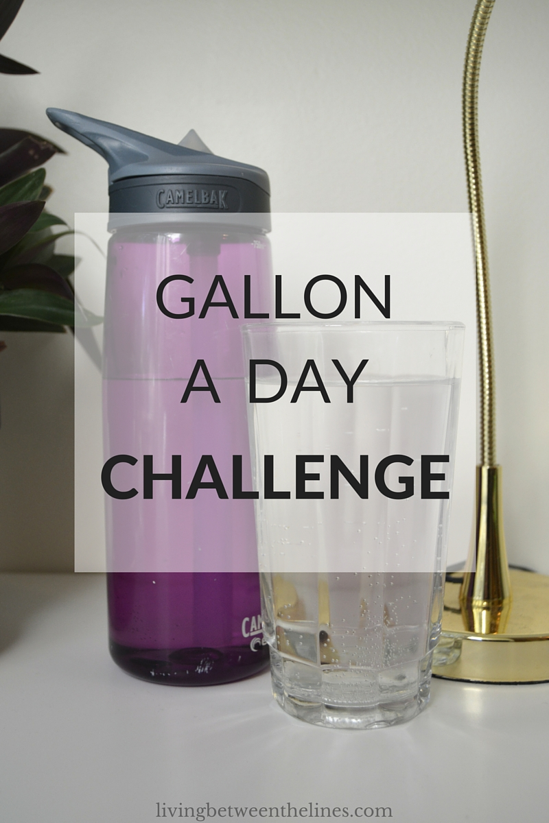 Is drinking a gallon of water a day actually that great?