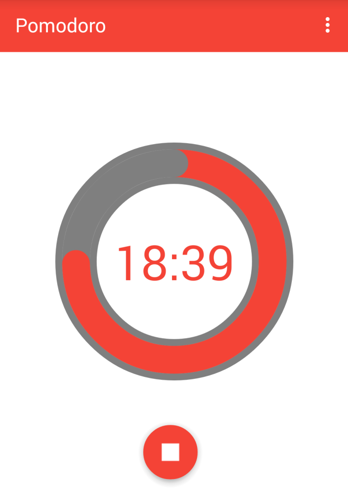 I have an app on my phone that does my timing - and keeps track of my break lengths. Definitely a useful tool!