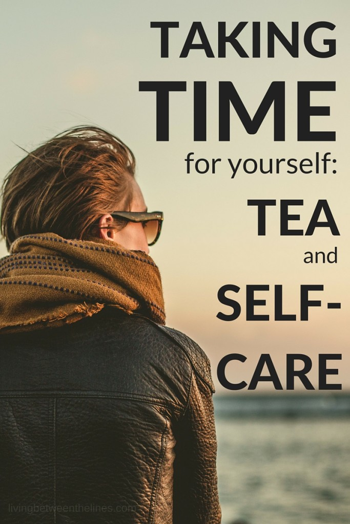 taking time for yourself