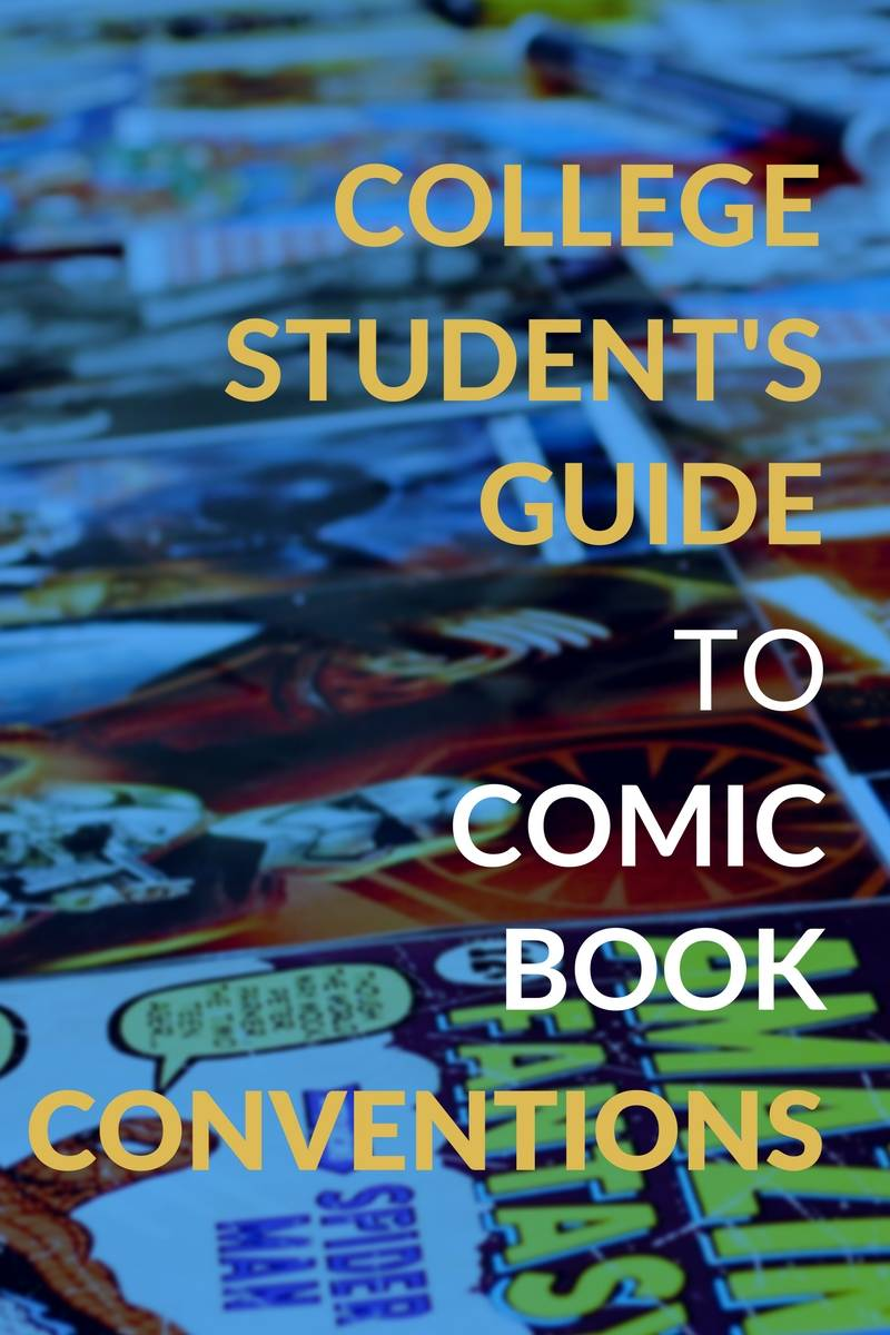 Comic book conventions aren't just for comics anymore - if you're a fan of just about anything, you'll fit right in.