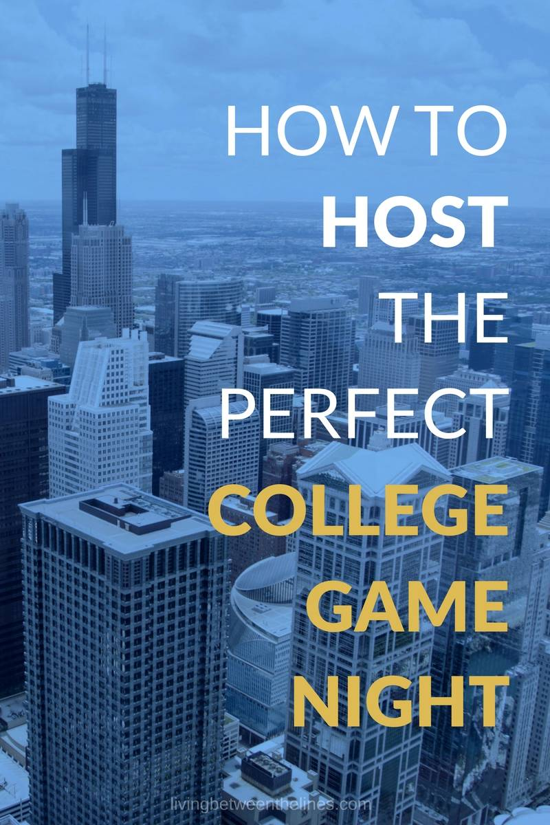 how-to-host-the-perfect-college-game-night